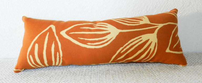 repose-nuque orange