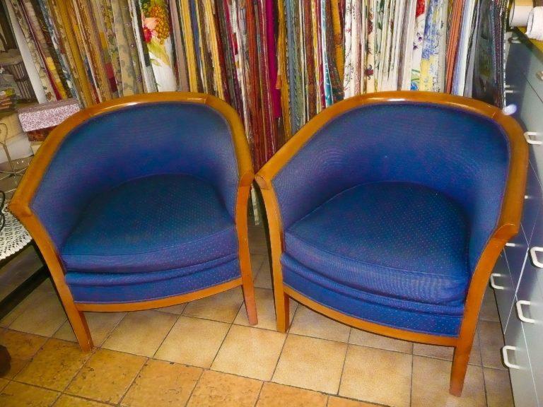 fauteuil tonneau avant rénovation